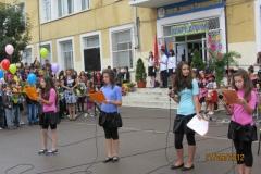 Училището в снимки